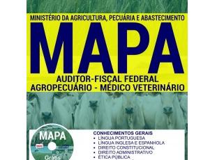Apostila Auditor Fiscal Federal Agropecuário do Concurso Público do MAPA – 2017