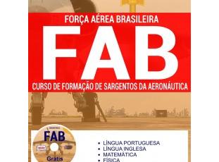 Apostila Sargentos da Aeronáutica do Concurso Público da FAB – 2018